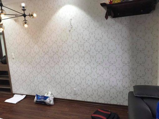 Công trình thi công nhà anh Hào chung cư Usilk 103 Dương Nội