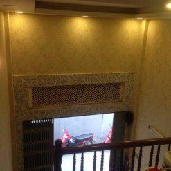 Công trình thi công Giấy dán tường nhà chú Hà Khương Trung