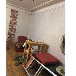 Thi công giấy dán tường Hàn Quốc Quán cafe chị Hà Triệu Việt Vương