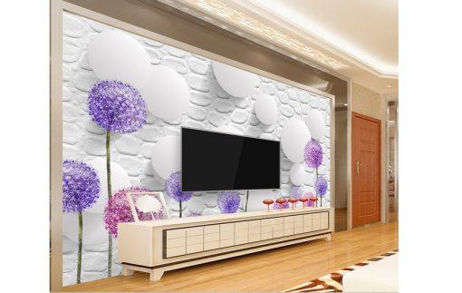 Tranh dán tường 3D T016